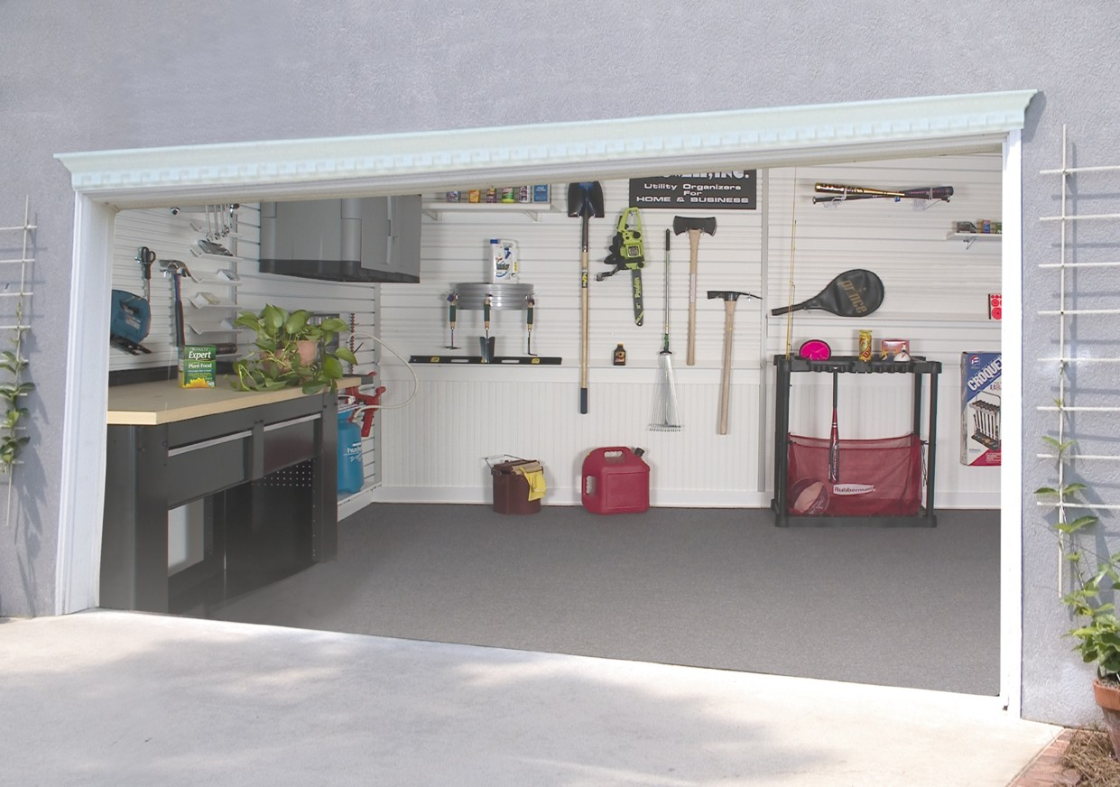 Garage Makeover (part 2)  A S K H O M E S A L E. Rod Iron Doors. Mobile Garage Workbench. Garage Door Openers Remotes. Ceramic Glass Fireplace Doors. Marantec Garage Door Remote. Modern Sliding Door. Glass Door Handles. Shower Doors And Enclosures