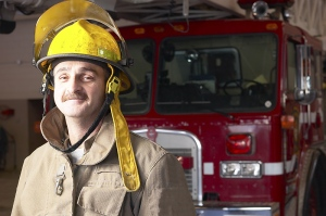 Firefighter&Truck