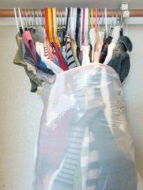 clothesgarbage