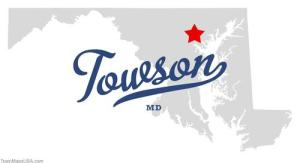 map_of_towson_md